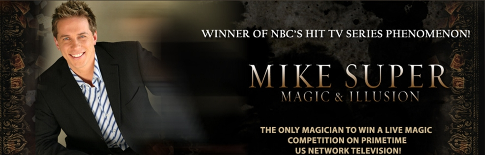 Image of Magician - Mike Super